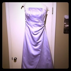 Bridesmaid dress/evening gown
